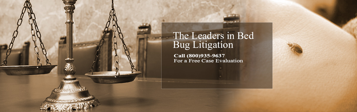 bed bug lawyer los angeles