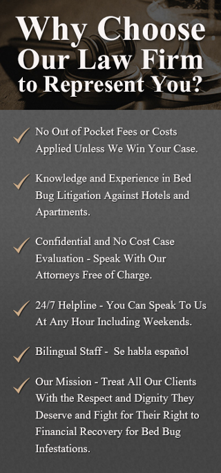 Bed bug attorney 28 images bed bug lawyer in md va dc for Bed bug lawyer