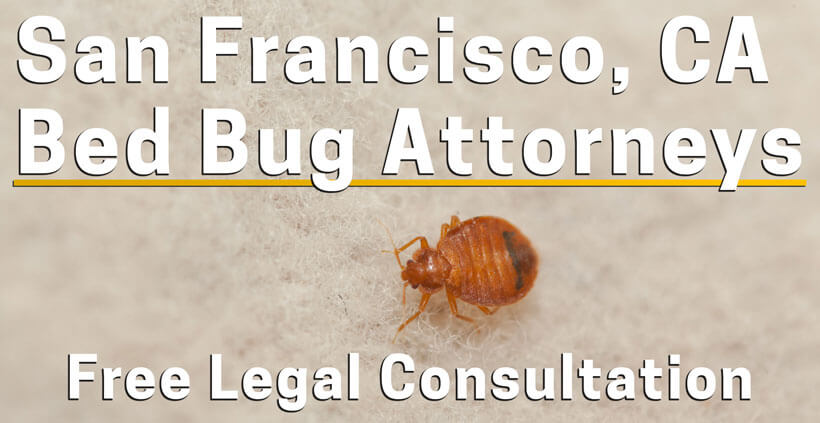 Bed Bug Lawyer San Francisco