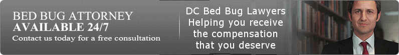Bed Bug Lawyer DC
