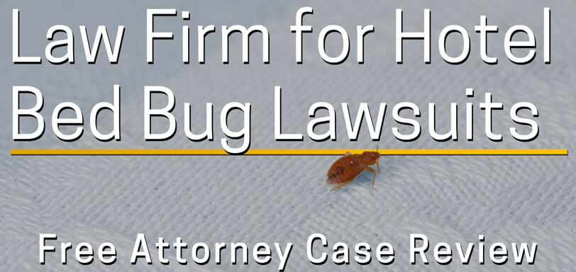 are hotels liable for bed bugs
