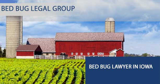 Bed Bug Lawyer in Iowa
