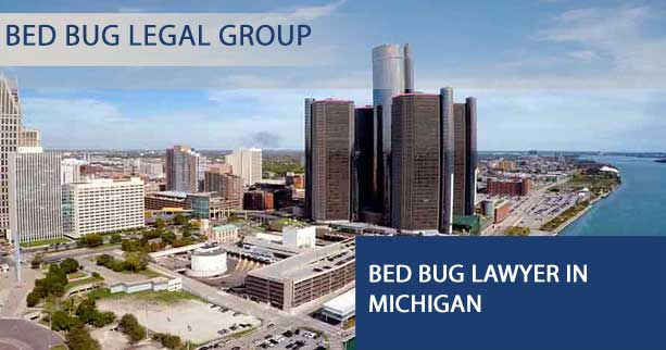 Bed Bug Lawyer in Michigan