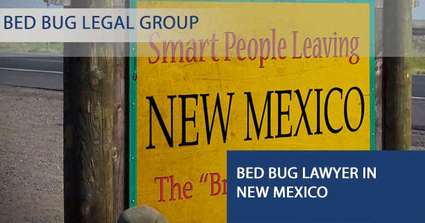 Bed Bug Lawyer in New Mexico