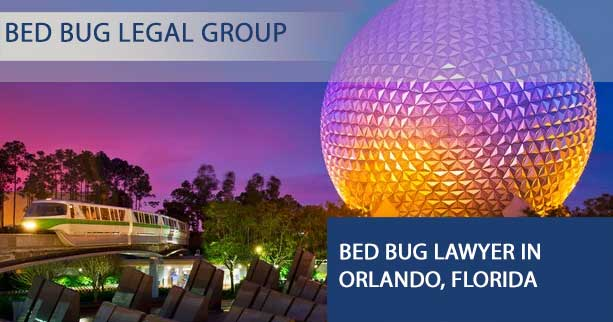 Bed Bug Lawyer in Orlando, Florida