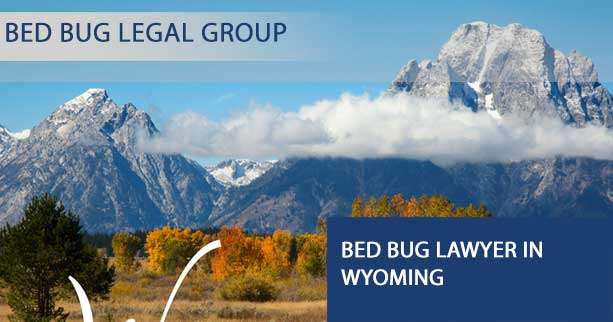 Bed Bug Lawyer in Wyoming