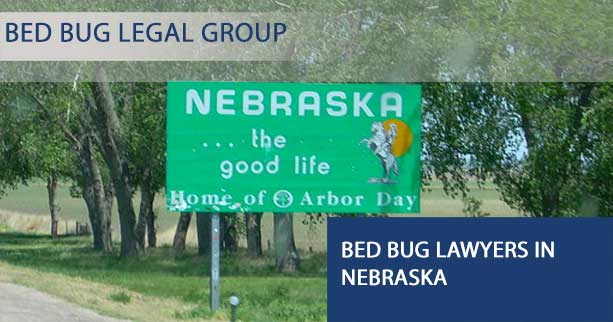 Bed Bug Lawyers in Nebraska