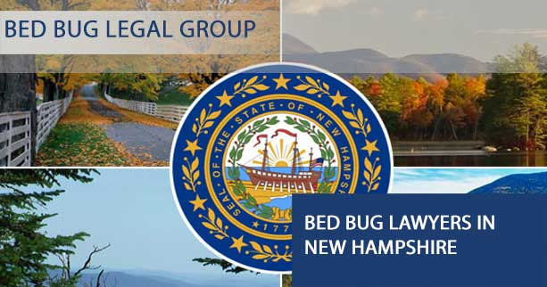 Bed Bug Lawyers in New Hampshire