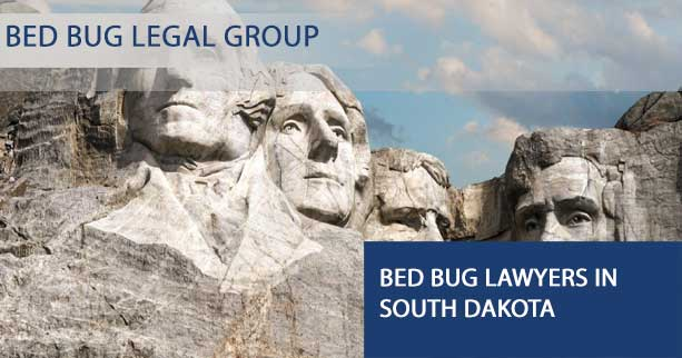 Bed Bug Lawyers in South Dakota