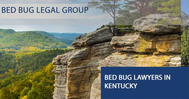 Bed Bug Lawyers in Kentucky