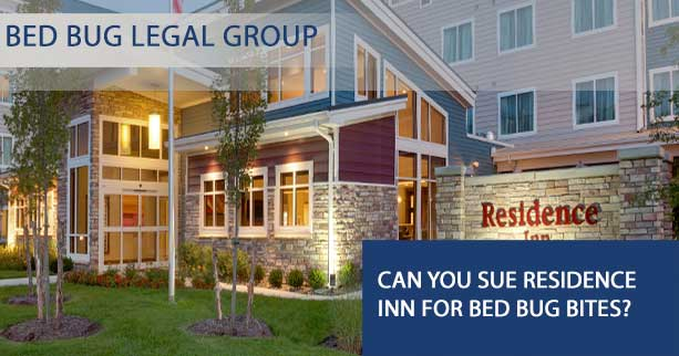 Can You Sue Residence Inn for Bed Bug Bites?
