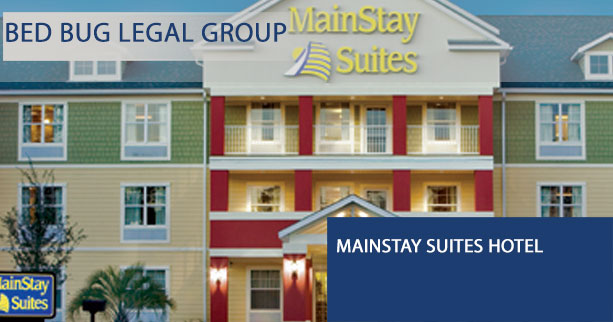 Can I Sue Mainstay Suites hotel for Bed Bugs?