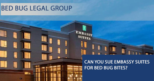 Embassy Suites by Hilton for Bed Bug