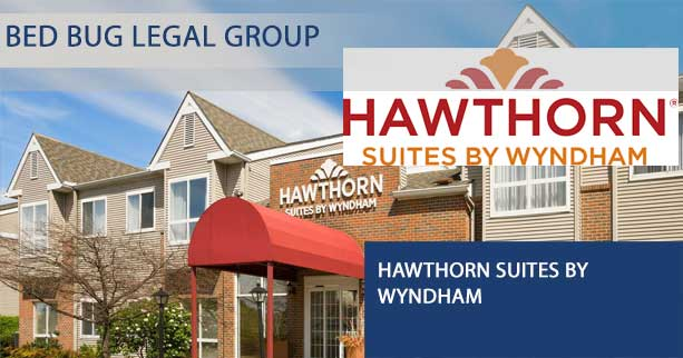 Can I Sue Hawthorn Suites by Wyndham for Bed Bugs?