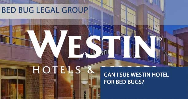 Can I Sue Westin Hotel for Bed Bugs?