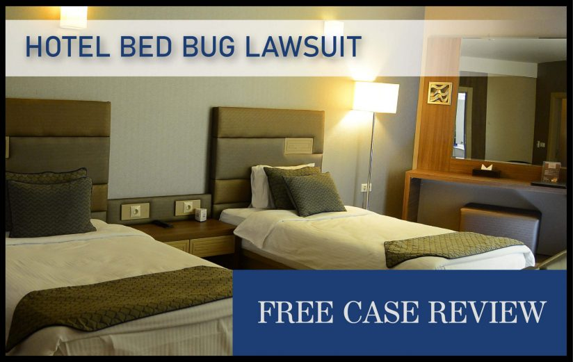 How to Tell If a Hotel Has Bed Bugs hotel bed bug lawsuit lawyer attorney sue compensation