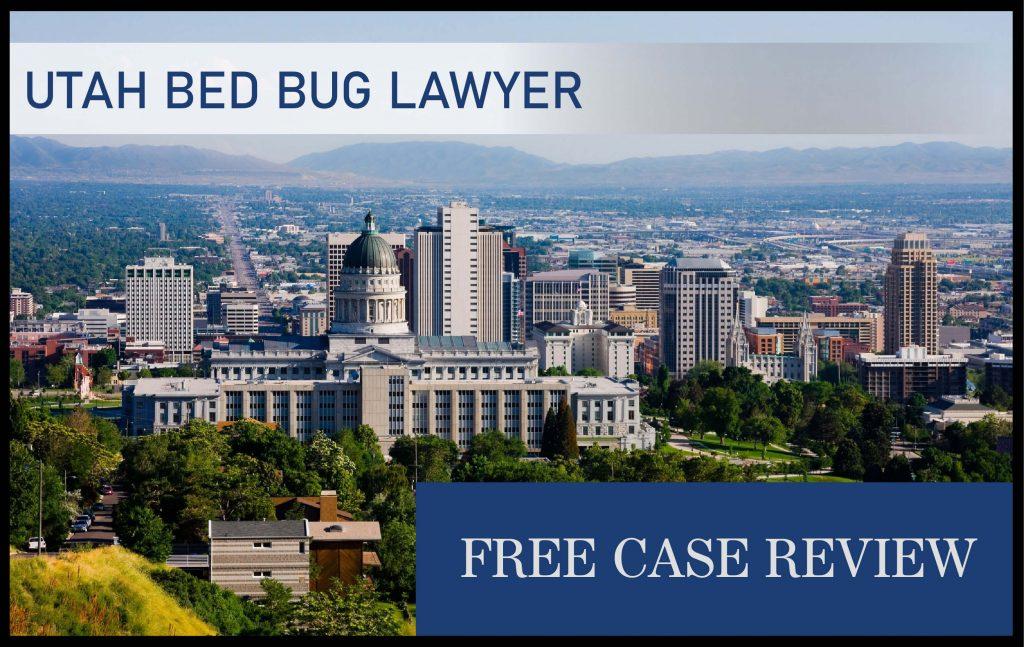 Utah Bed Bug Laws—Salt Lake City, West Valley City, Provo, West Jordan, and Orem sue compensation